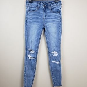 American Eagle Hi-Rise Jeggings 4